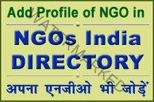 Add your NGO in NGO Directory